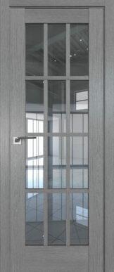 Фото двери Профильдорс (Profildors) 102XN Грувд серый